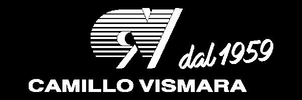 Camillo Vismara Logo Bianco